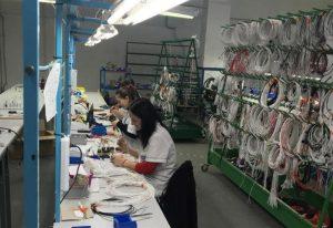 виробництво кабельних джгутів