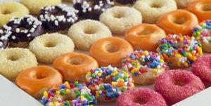 виробництво й упаковку пончиків