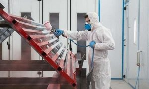 Маляр на завод металоконструкцій