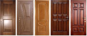 Виробництво дерев'яних дверей
