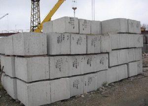 Виготовлення залізобетонних блоків