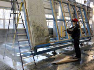 Різноробочі на завод фасадних плит
