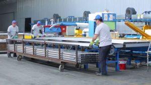 Завод алюминиевых профилей