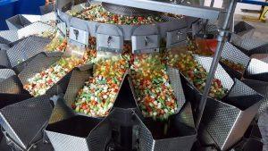 Фирма по производству замороженных овощей и фруктов